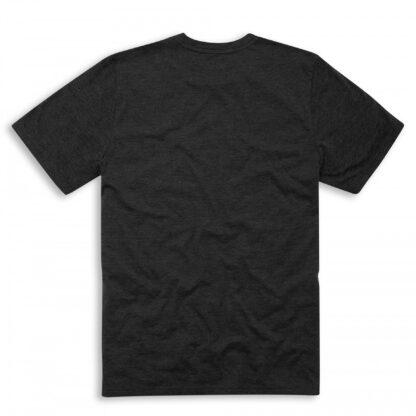 987700854 tshirt dc tonal black retro