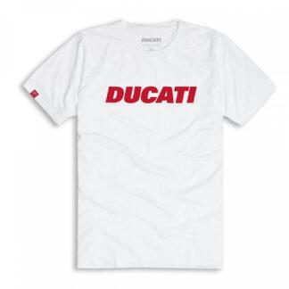 987700992 tshirt ducatiana 2.0 bianca